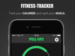 Fitbounds Pull-Ups PRO Fitness-Tracker & Workout 1.1.7 Screenshot