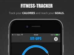 Fitbounds Sit-Ups Fitness-Tracker & Workout plan 1.2.0 Screenshot