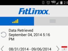 FitLinxx Online Mobile 1.0.23 Screenshot