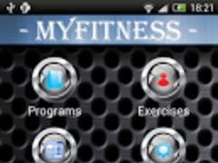 Fitness, Bodybuilding & Logs 2.5.1 Screenshot