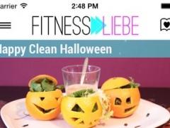 Fitnessliebe - Fitnessblog über Training, Fitnesstrends, Clean Eating, Motivation 2.2.5 Screenshot
