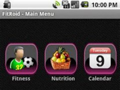 FitRoid - Pro 1.4.0 Screenshot