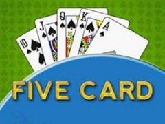 Five Card 1.0 Screenshot