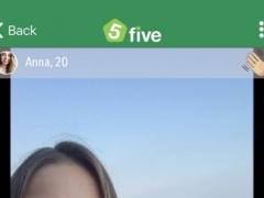 Five - Say Hi - Watch Fun Dating Videos 2.4.2 Screenshot