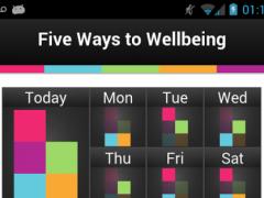 Five Ways to Wellbeing 1.0.3 Screenshot