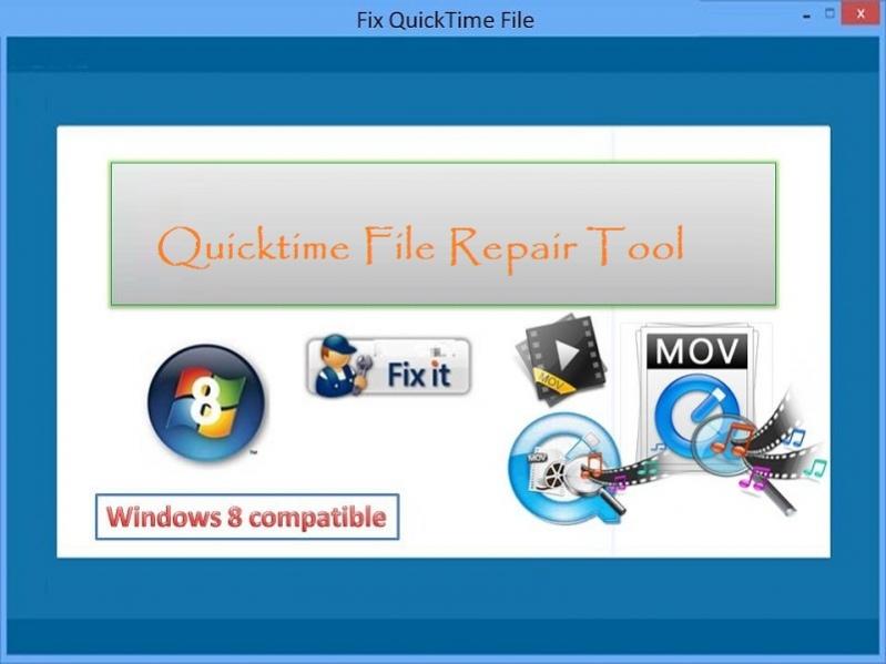 Hi5 mov video repair tool.