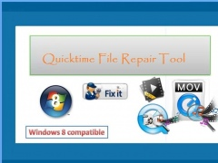 Quicktime File Repair Tool 2.0.0.10 Screenshot