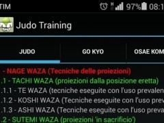 fJudoTraining 0.2.2 Screenshot