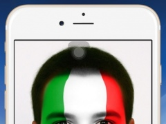 Flag Face Italia 1.0 Screenshot