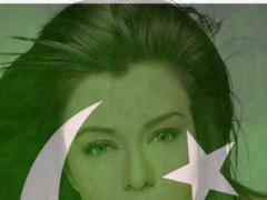Flag Face Photo - Pakistan 1.3 Screenshot