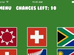 Flag Memory Puzzle 1.0 Screenshot