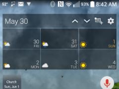 Flagnotify Widget 3.1 Screenshot