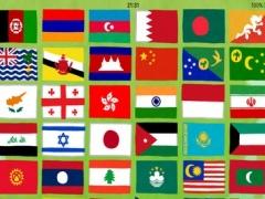 Flagof Pelmanism (Asia) 1.0 Screenshot