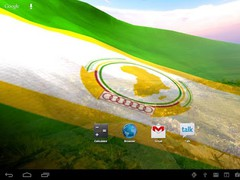 Flags of Africa Live Wallpaper 1.95 Screenshot