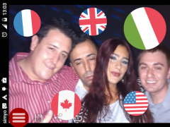 Flags stickers for pictures 5.0 Screenshot