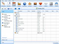 Flair Finance 3.41 Screenshot