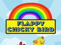 Flappy Chicky Bird (iPad version) 1.0.2 Screenshot