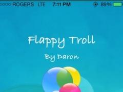 Flappy Troll - Trolling 1.2 Screenshot