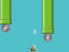 Flappy Wheels: Happy Segway ~ endless arcade flyer in sky 1.0 Screenshot