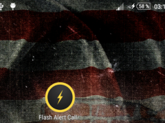 Flash Alert on Calls/SMS 1.0 Screenshot