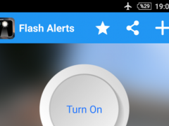 Flash Alerts Call and SMS BETA 2.2 Screenshot
