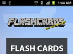 Flash Cards for Minecraft 1 Screenshot