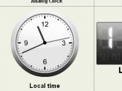 Flash Clock 1.0.7 Screenshot