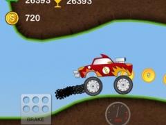 Flash Hero Truck Racing For kids 1.0 Screenshot