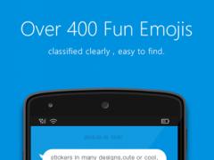 Flash Keyboard Emoji 1.0.6 Screenshot
