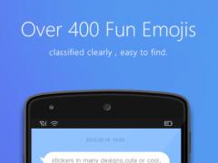 Flash Keyboard - Emojis & More 1.0.10102.1223 Screenshot