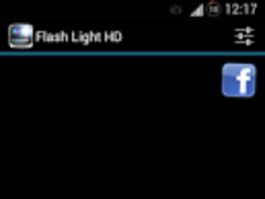 Flash Light HD for Android 1.0.2 Screenshot