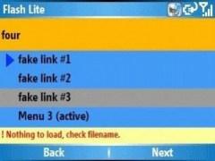 Flash Lite 2.0 XML Page Generator 1 Screenshot