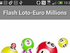 Flash Lottery Euro Millions 2.2 Screenshot
