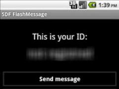 Flash Message - Beta 0.2 Screenshot