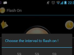 Flash On 1.0 Screenshot