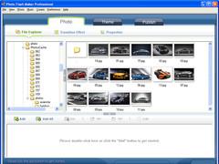 Flash Photo Slideshow 5.05 Screenshot