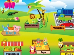 FlashCards in British English for Children 1.3 Screenshot