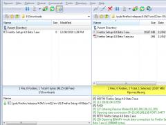 FlashFXP 5.4.0.3970 Screenshot