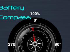 Flashlight LG Compass 1.3 Screenshot