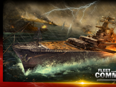 Fleet Commander:Pacific 1.3.0 Screenshot