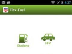 Flex-Fuel Station Locator 1.7 Screenshot