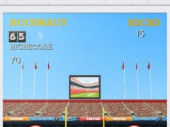 Flick Kick Field Goal 1.11.0 Screenshot