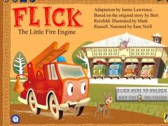 Flick The Little Fire Engine Lite 1.4 Screenshot