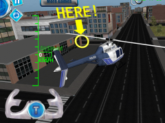 Flight Police Helicopter 2015 1.2 Screenshot