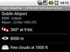 Flight Weather 1.7.0 Screenshot