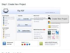 Flip PDF 3.10.5 Screenshot