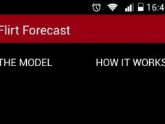 Flirt Forecast - Flirt smarter 1.0 Screenshot