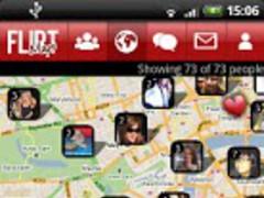 FlirtMaps Pro 2.6.1 Screenshot