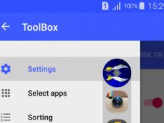 Floating ToolBox Pro(Donate) 1.0.7.6 Screenshot