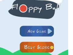 Floppy Ball 2.0 Screenshot